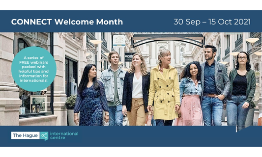 CONNECT Welcome Month at The Hague International Centre
