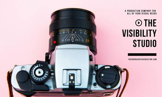 The Visibility Studio: Using video to create authentic stories for your business