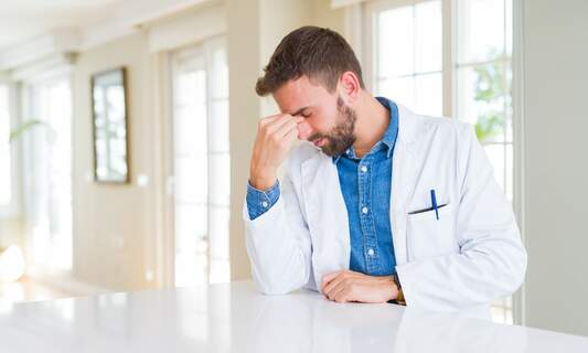 One in five young doctors battling burnout symptoms