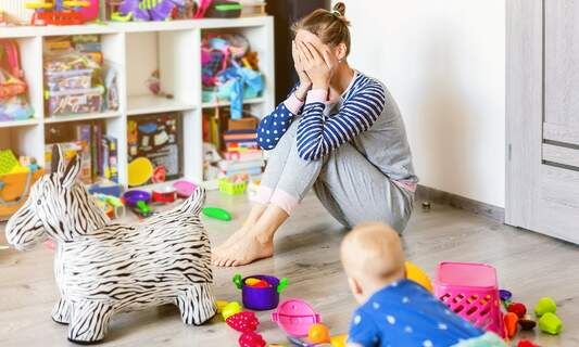 What is parental burnout and how can parents recover?