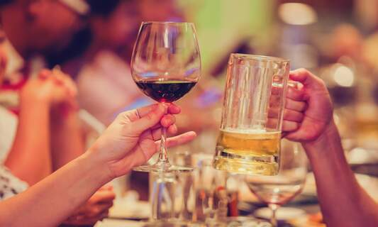 More Dutch people are only drinking one glass of alcohol a day