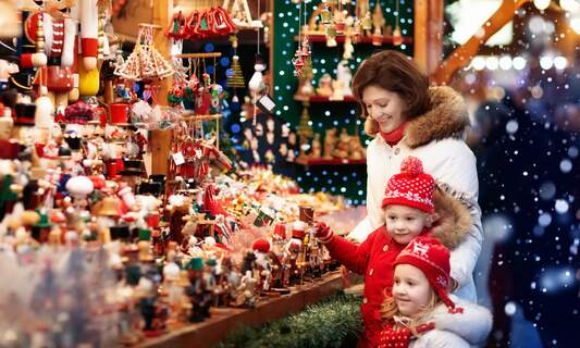 Top Christmas markets in the Netherlands, 2017
