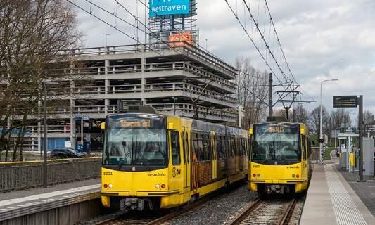 """New """"Uithoflijn"""" tram service starts in Utrecht"""