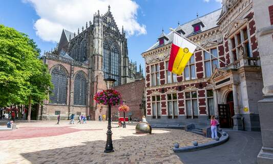 Utrecht University once again ranked as the Netherlands' best