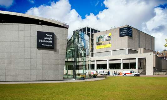 Vincent van Gogh & the Netherlands