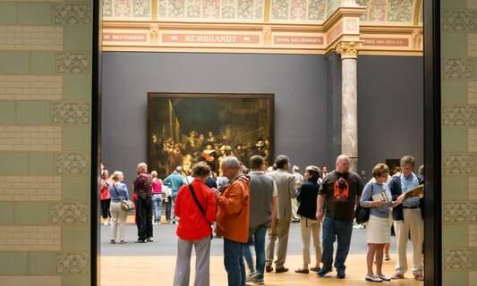See Rembrandt's Night Watch online in hyper-resolution