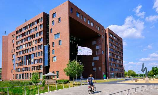 Wageningen University once again named best in the Netherlands
