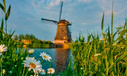 The Netherlands ranked as the world's 10th best country