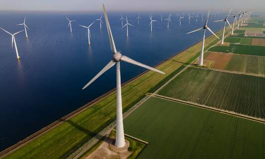 Dutch government responsible for fifth of the Netherlands' carbon footprint