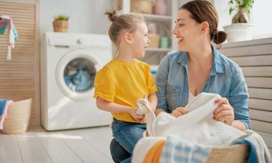 Unequal division: Women still taking on the majority of household tasks