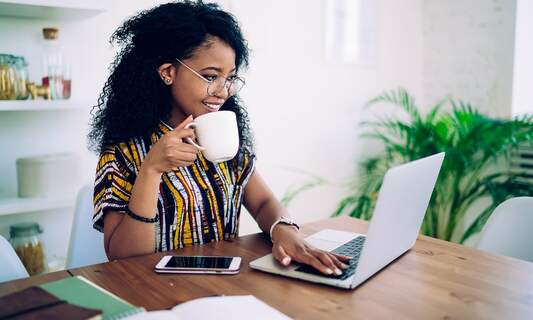 Compensation for employees in the Netherlands working from home