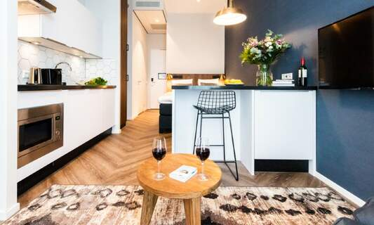 New: YAYS Amsterdam Docklands, short-stay boutique apartments in Amsterdam