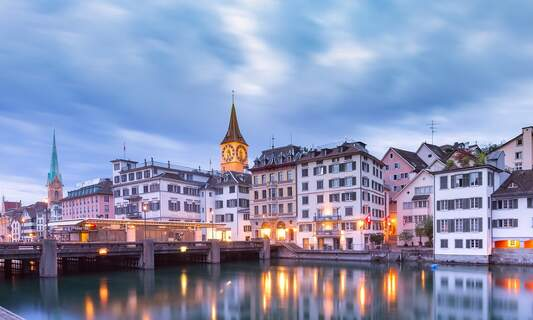 Night train between Amsterdam and Zurich to launch this winter