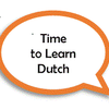 Time to Learn Dutch
