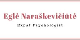 Eglė Naraškevičiūtė - Expat Psychologist