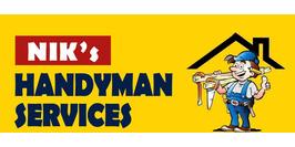 Nik's - Handyman services