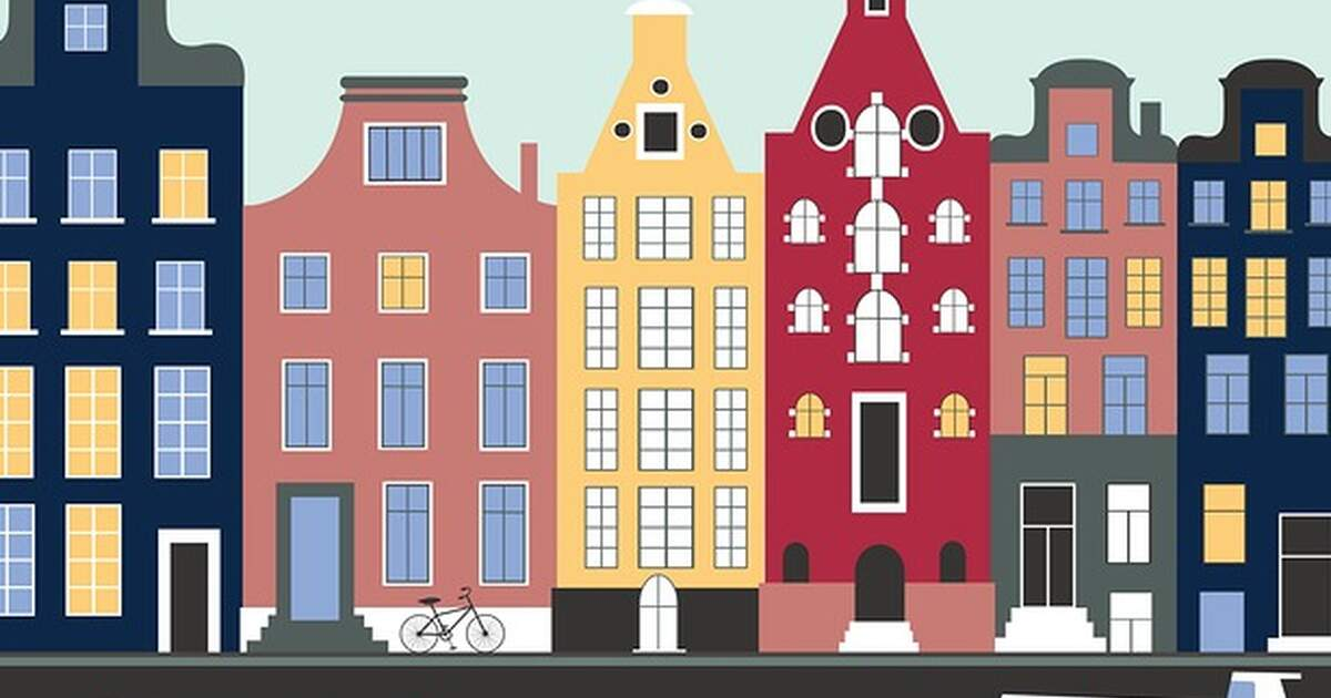 [Infographic] 25 facts about Amsterdam