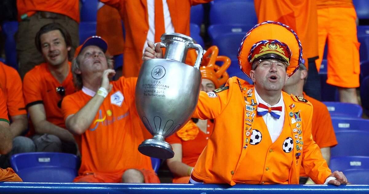 Hup Holland Hup! Dutch beat Ukraine 3