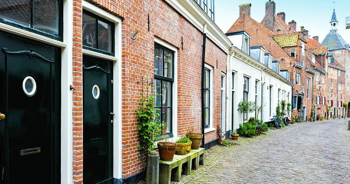 Increasing house prices in the netherlands for Dutch real estate websites
