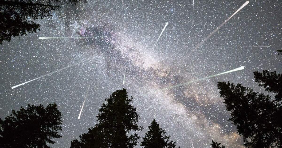 Image result for King of the meteor showers
