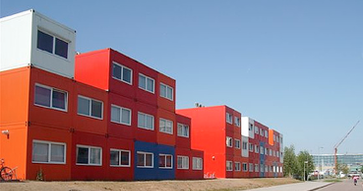 Dutch student housing is the second most expensive in europe for Dutch real estate websites