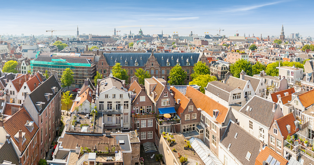 Who owns the land leasehold ownership in the netherlands for Dutch real estate websites