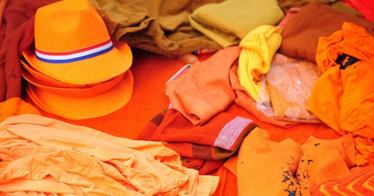 Video] Why do the Dutch wear orange?