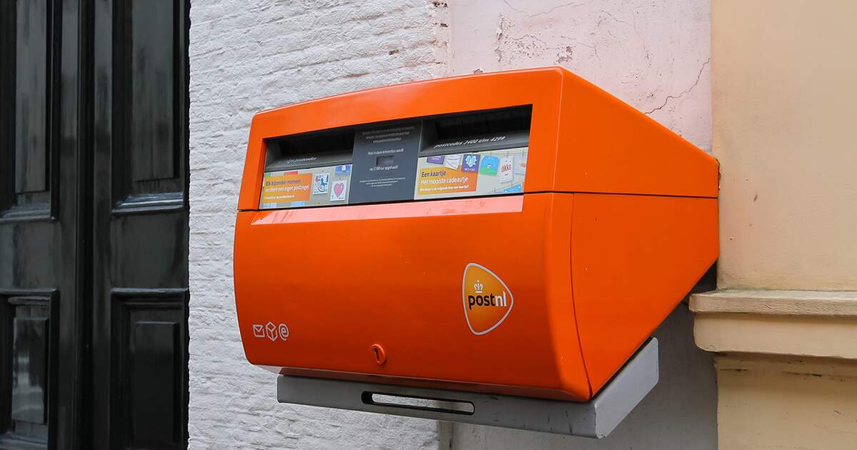Post Mail In The Netherlands