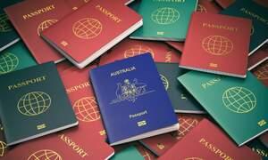 The Dutch passport