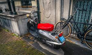 The scooter problem