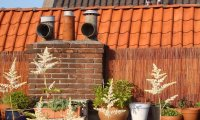 TOP-LOCATION with PRIVATE ROOF-TERRACE in old centre Amsterdam (Jordaan)  - Upload photos 12