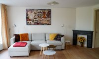 Apartment in 17th century Canal House - stellar view (with workplace)  - Upload photos 3