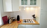 Apartment in 17th century Canal House - stellar view (with workplace)  - Upload photos 11