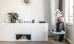 €1.375 / 1br - 50m2 - Furnished 1 Bedroom Apartment Available 1 August (Amsterdam Westerpark) - Upload photos 5