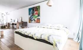 €1,350 / 45m2 - Furnished Studio Apartment (Amsterdam Old West) - Upload photos 7