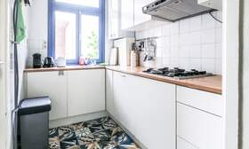 €1,350 / 45m2 - Furnished Studio Apartment (Amsterdam Old West) - Upload photos 9
