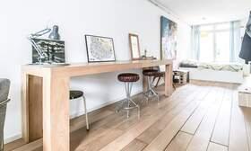 €1,350 / 45m2 - Furnished Studio Apartment (Amsterdam Old West) - Upload photos 5