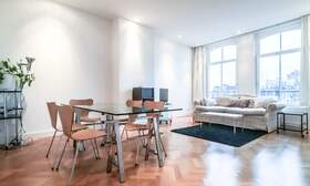 €1.750 / 2br - 70m2 - Furnished 1.5 Bedroom Apartment Available Now (Amsterdam Pijp) - Upload photos