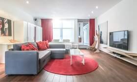 €1.575 / Studio - 72m2 - Furnished Studio Apartment from 1 June (Amsterdam Center / Westerpark) - Upload photos