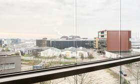 €1.350 / 50m2 - Furnished Open Plan Apartment Available Now (Amsterdam Houthavens) - Upload photos 12