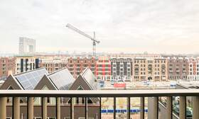 €1.350 / 50m2 - Furnished Open Plan Apartment Available Now (Amsterdam Houthavens) - Upload photos 19