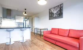 €1,350 / 50m2 - Furnished Studio Apartment Available Now (Amsterdam Houthavens) - Upload photos