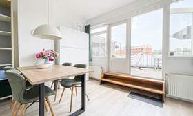€1.300 / 1br - 50m2 - Furnished 1 Bedroom Apartment Available Now (Amsterdam Vondelpark) - Upload photos 11