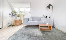 €1.300 / 1br - 50m2 - Furnished 1 Bedroom Apartment Available Now (Amsterdam Vondelpark) - Upload photos 2