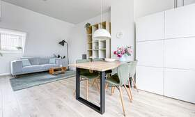 €1.300 / 1br - 50m2 - Furnished 1 Bedroom Apartment Available Now (Amsterdam Vondelpark) - Upload photos 8