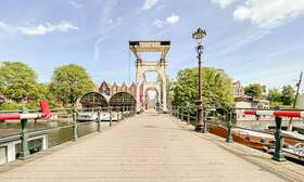 €1.475 / 1br - 66m2 - Furnished 1 Bedroom Apartment Available Now (Amsterdam Center) - Upload photos 12