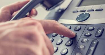 Getting a phone line